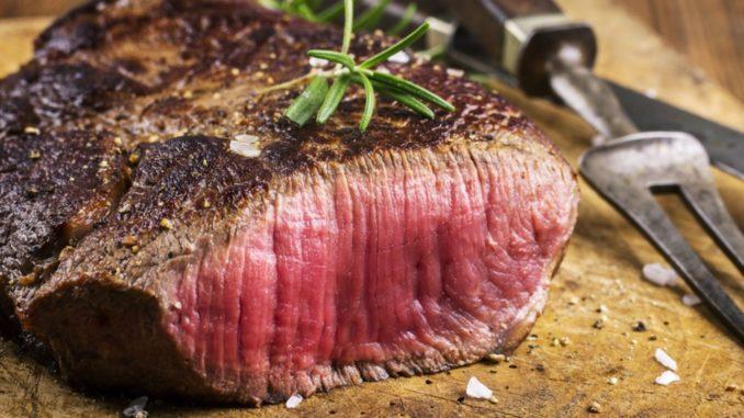 Dejar de comer carne roja ayuda a bajar de peso